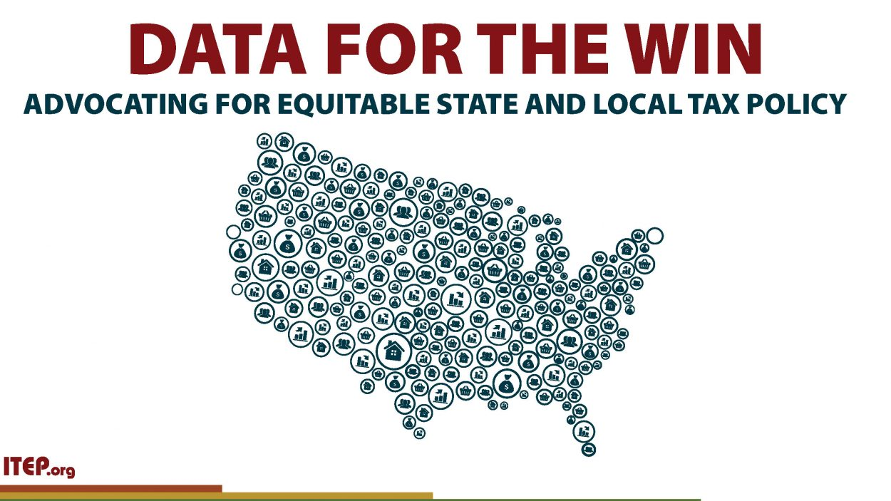 Data for the Win: Advocating for Equitable State and Local Tax Policy (Webinar)