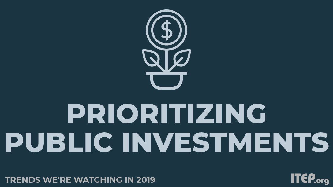 Trends We're Watching in 2019: Raising Revenue and Spending Surpluses to Prioritize Critical Public Investments
