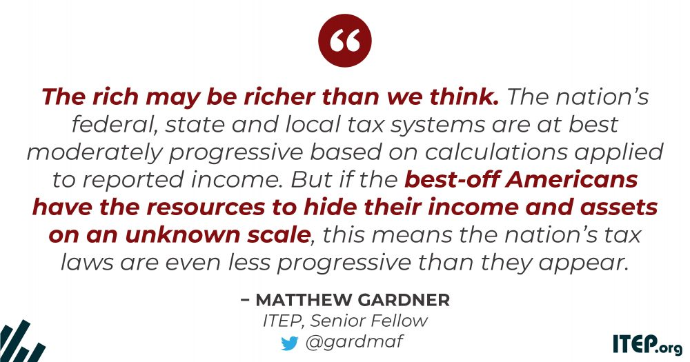 """File Under """"No Surprise"""": Wealthiest Taxpayers Use Offshore Tax Shelters More Than the Rest of Us, New Research Finds"""