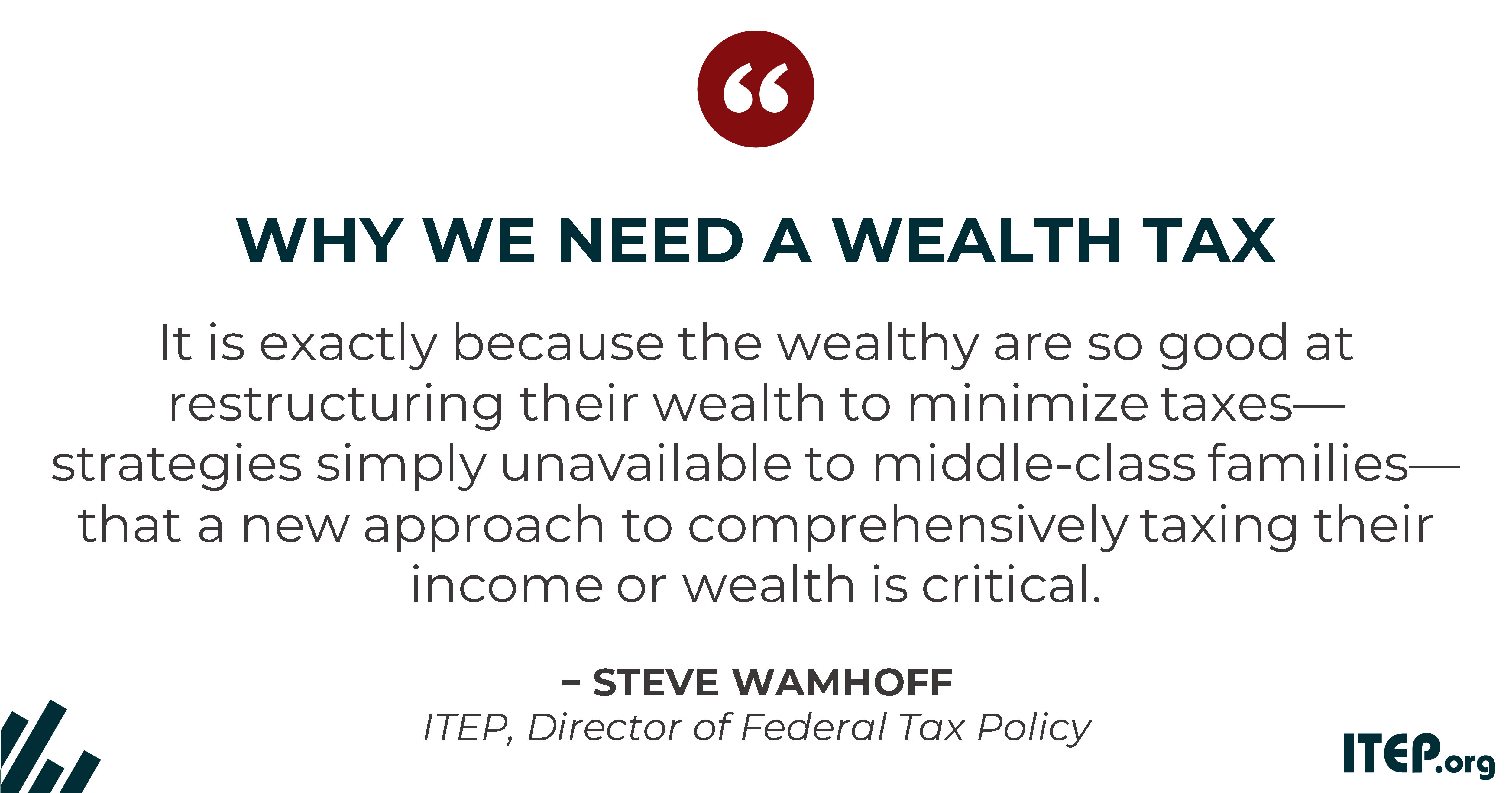 A Wealth Tax Might Be Easier to Implement than You Think