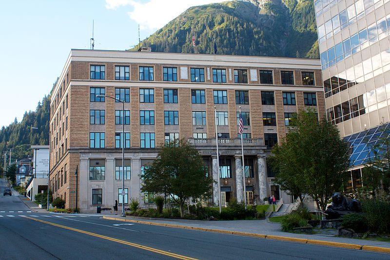 Talking Taxes in Alaska