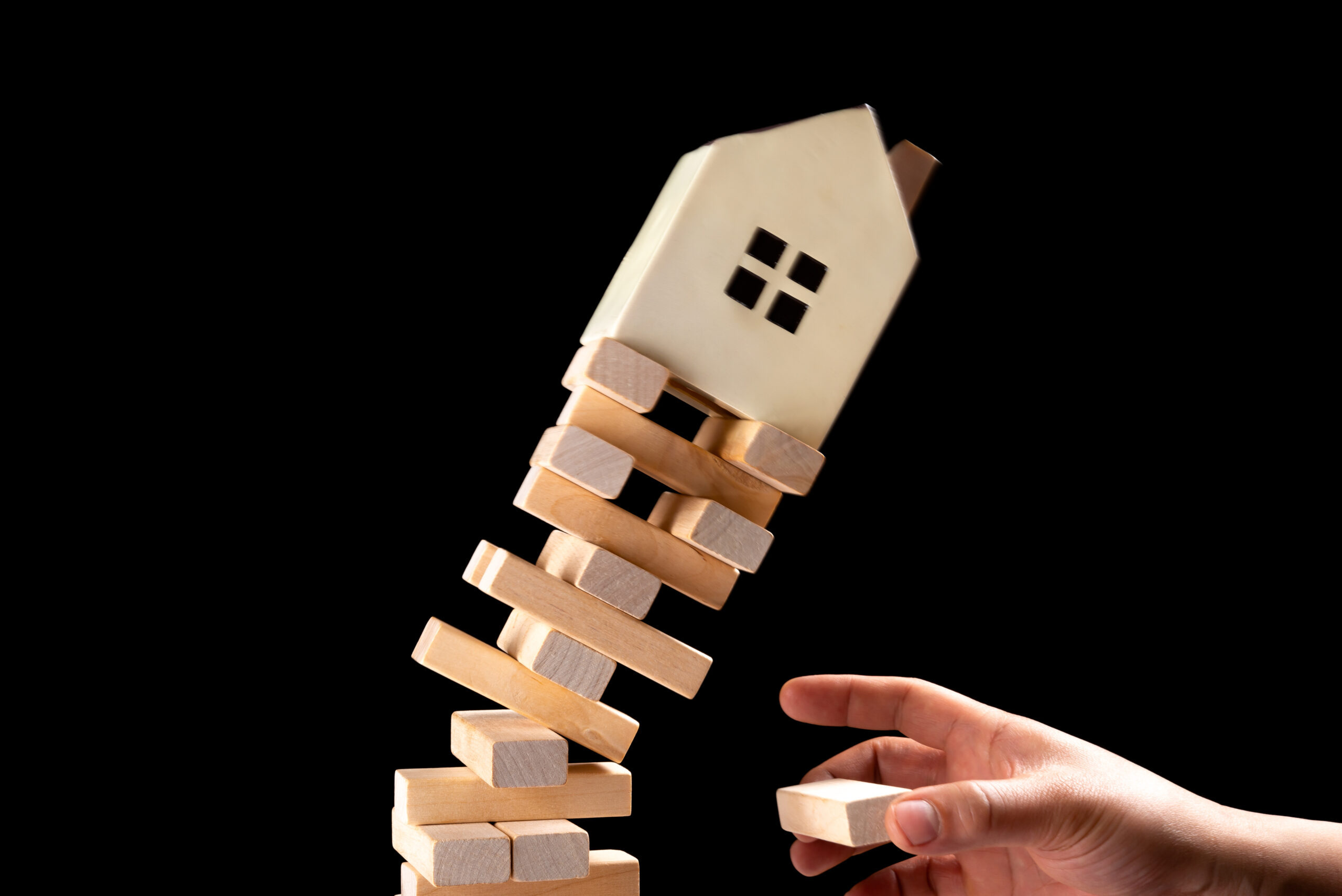 A Divided and Insufficiently Taxed House Cannot Stand