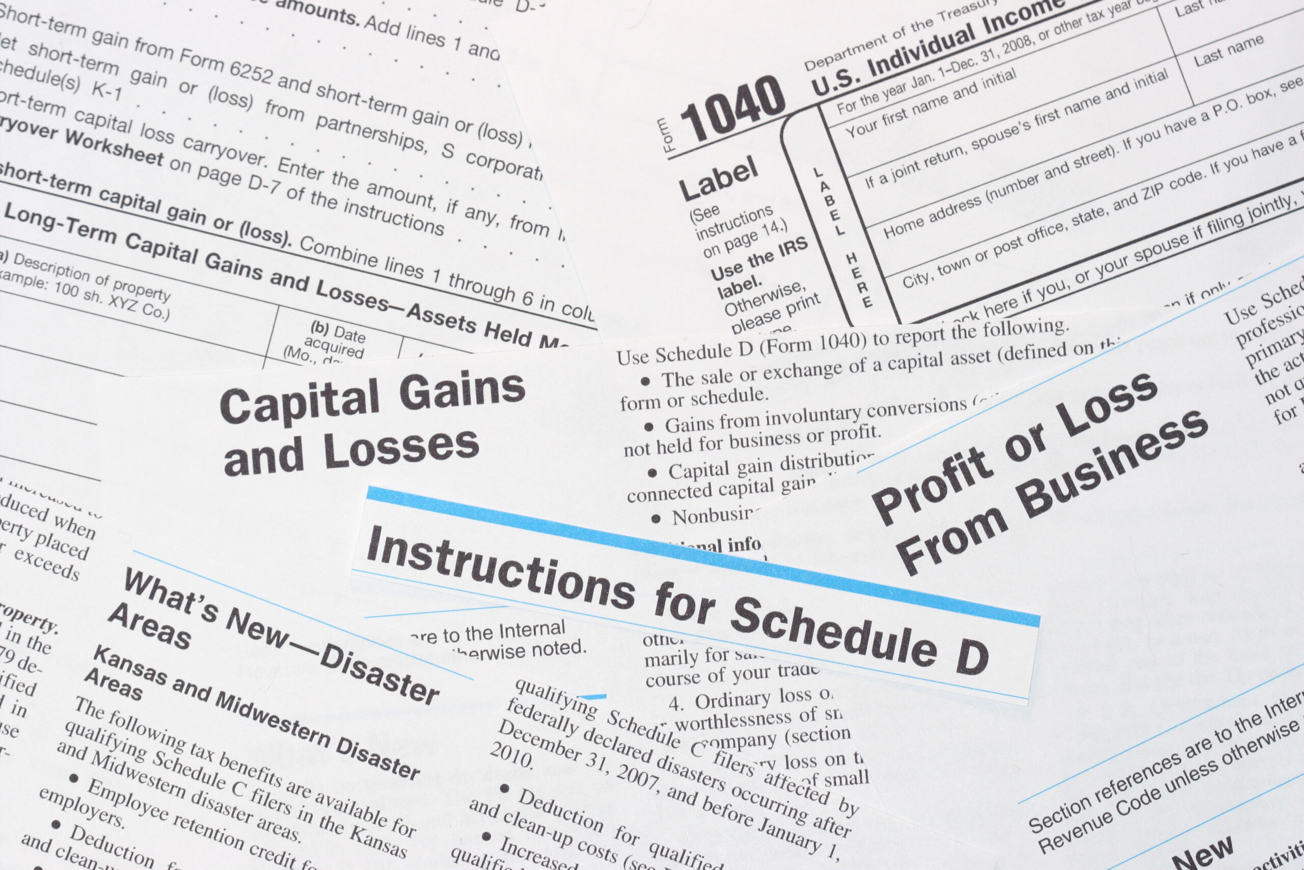 Reforming Federal Capital Gains Taxes Would Benefit States, Too