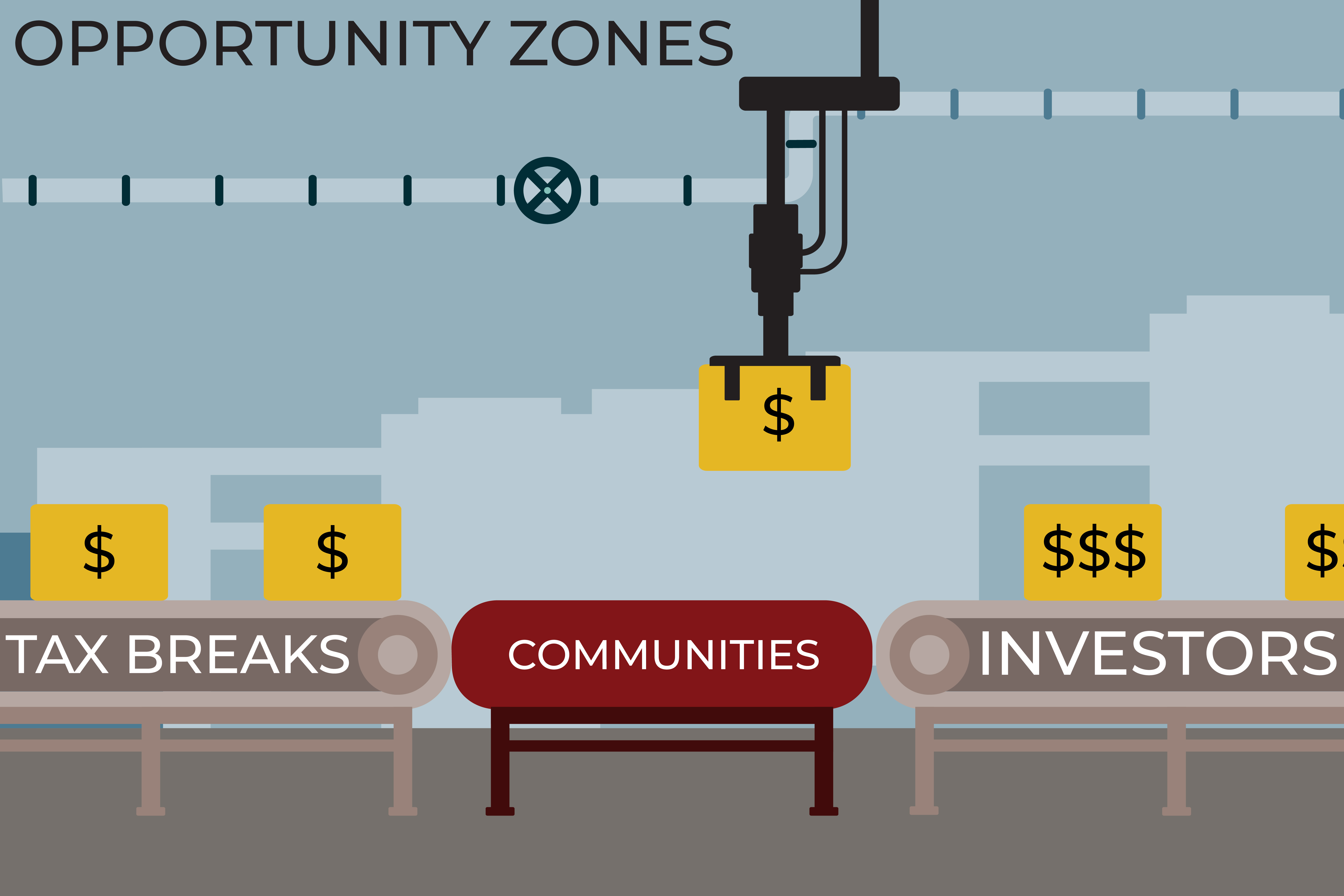 New ITEP Reports Call for the Repeal of Opportunity Zones and Urge States to Decouple