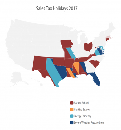 States May Be Finally Learning Their Lesson on Back-To-School Sales Tax Holidays