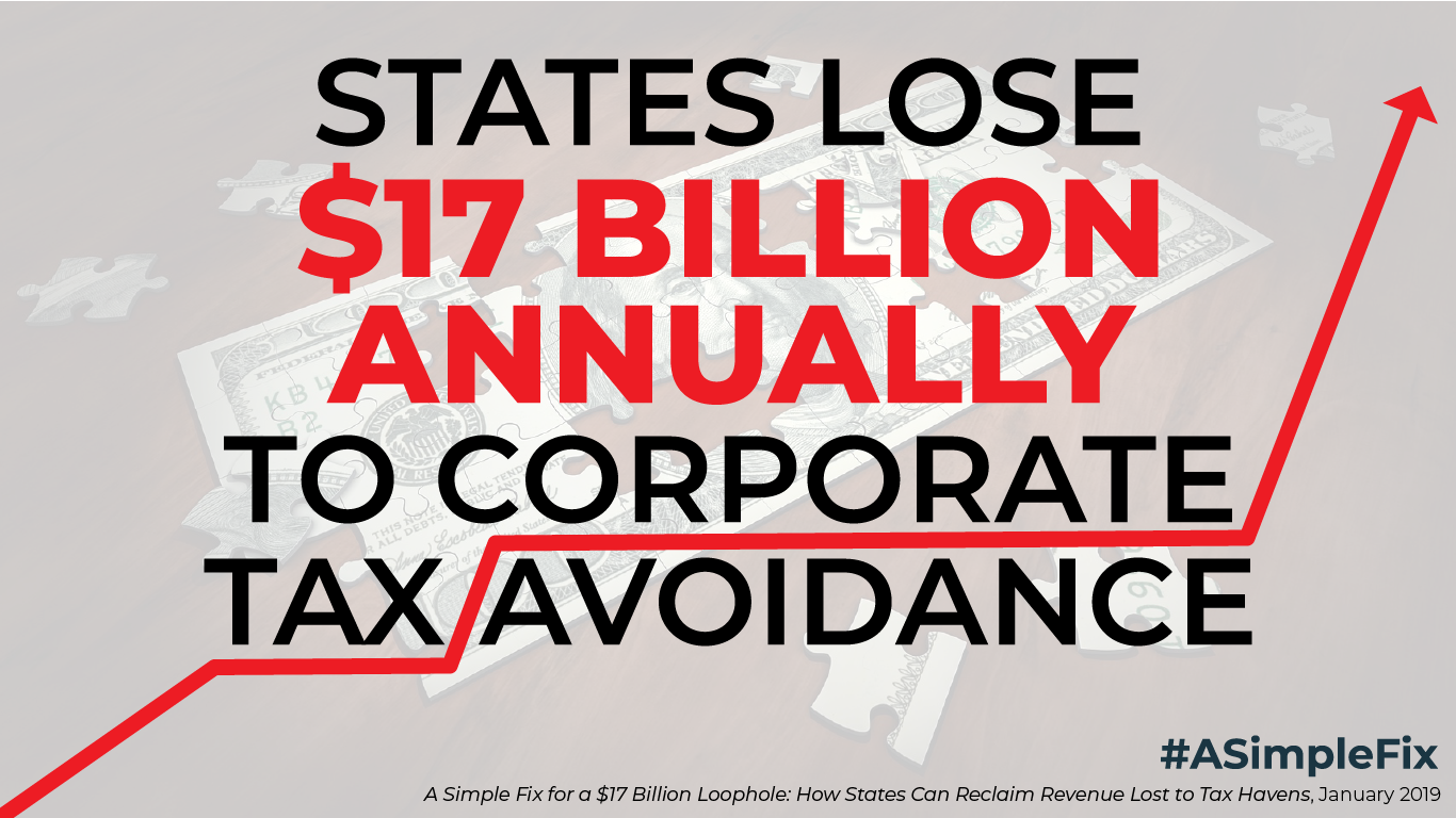 How States Can Help Shut Down Tax Havens by Cracking Down on Profit Shifting