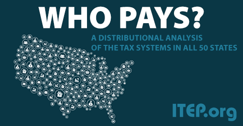 Unfair State Tax Codes Also Exacerbate Racial Inequity