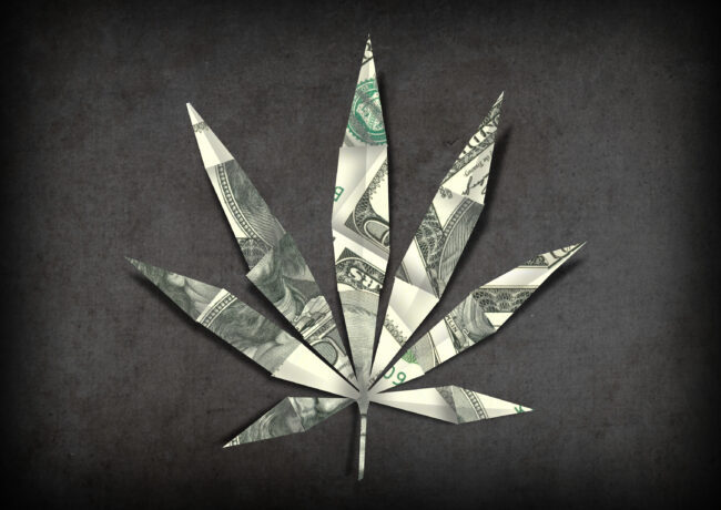 Legal Cannabis and a Tax Cut, Too