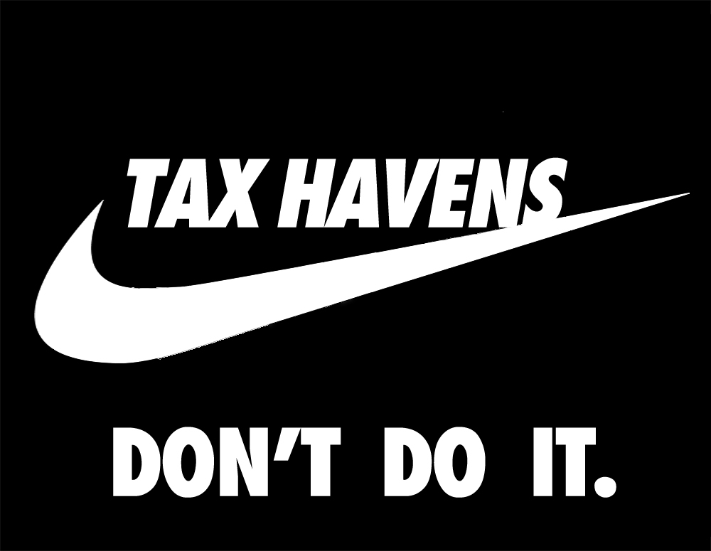 "Tax Avoidance: Nike ""Just Did It"" Again, Moving $1.5 Billion Offshore Last Year"