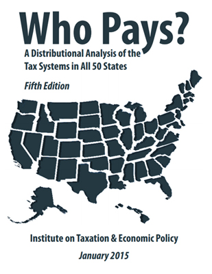 Explaining our Analysis of Washington State's Highly Regressive Tax Code